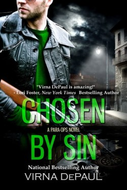 ARC Review: Chosen by Sin by Virna DePaul