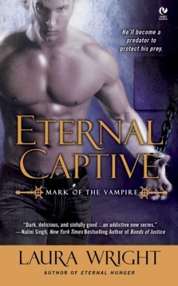 ARC Review: Eternal Captive by Laura Wright