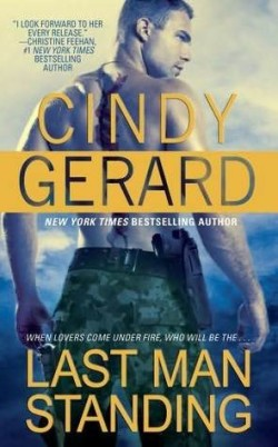 ARC Review: Last Man Standing by Cindy Gerard