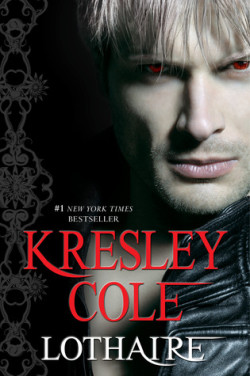 Review + Giveaway: Lothaire by Kresley Cole
