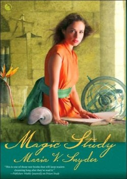 Review: Magic Study by Maria V. Snyder