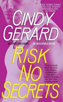 Review: Risk No Secrets by Cindy Gerard