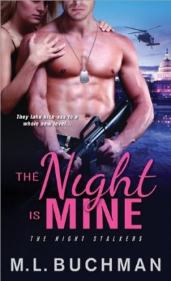 ARC Review: The Night is Mine by M.L. Buchman