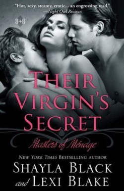 Review: Their Virgin's Secret by Shayla Black and Lexi Blake