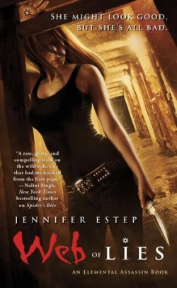 Review: Web of Lies by Jennifer Estep