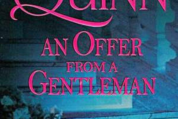 Review: An Offer From A Gentleman by Julia Quinn