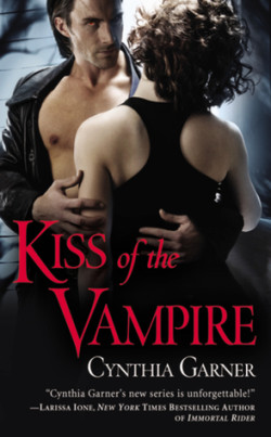 Review: Kiss of the Vampire by Cynthia Garner