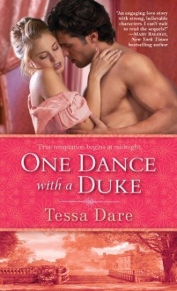 Review: One Dance with a Duke by Tessa Dare