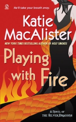 Review: Playing with Fire by Katie MacAlister