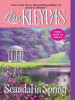 Review: Scandal in Spring by Lisa Kleypas