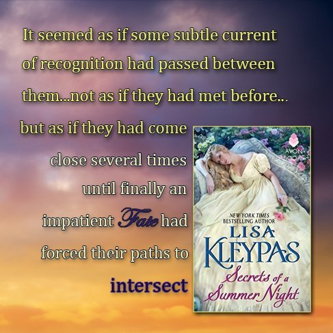 Secrets of a Summer Night Quote