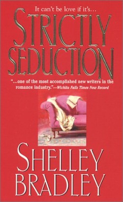 Review: Strictly Seduction by Shelley Bradley
