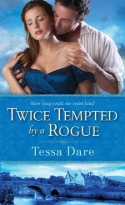 Review: Twice Tempted by a Rogue by Tessa Dare