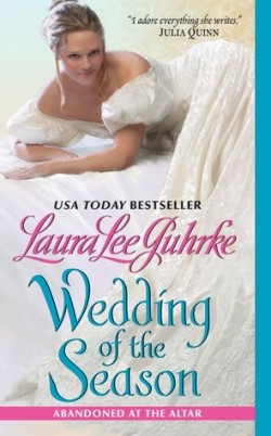 Review: Wedding of the Season by Laura Lee Guhrke