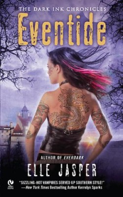 ARC Review: Eventide by Elle Jasper