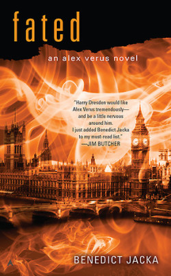 Review: Fated by Benedict Jacka