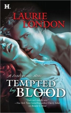 ARC Review: Tempted by Blood by Laurie London