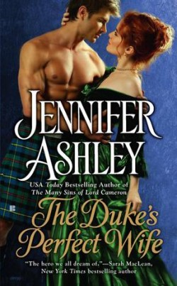 ARC Review: The Duke's Perfect Wife by Jennifer Ashley