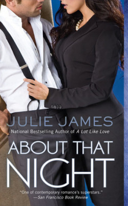 ARC Review: About that Night by Julie James