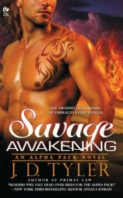 Review: Savage Awakening by J.D. Tyler