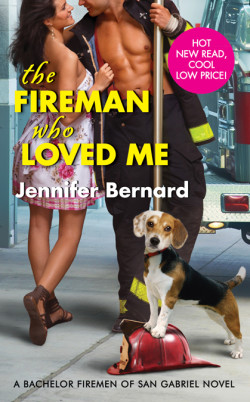 ARC Review: The Fireman Who Loved Me by Jennifer Bernard