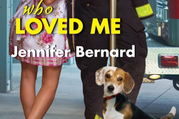 ARC Review: The Fireman Who Loved Me by Jennifer Bernard