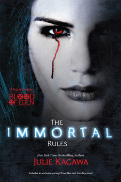 ARC Review: The Immortal Rules by Julie Kagawa