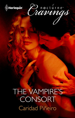 ARC Review: The Vampire's Consort by Caridad Piñeiro