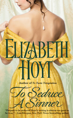 Review: To Seduce a Sinner by Elizabeth Hoyt