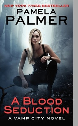 ARC Review: A Blood Seduction by Pamela Palmer