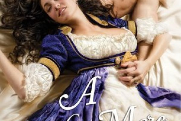 ARC Review: A Little More Scandal by Carrie Lofty