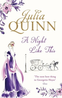 ARC Review: A Night Like This by Julia Quinn