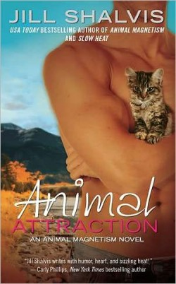 Review: Animal Attraction by Jill Shalvis