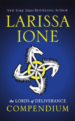 Review: Apocalypse: The Lords of Deliverance Compendium by Larissa Ione