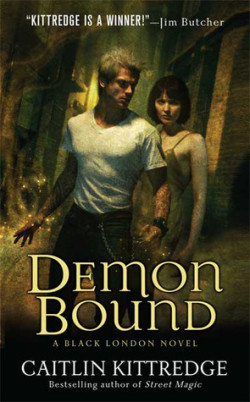 Review: Demon Bound by Caitlin Kittredge