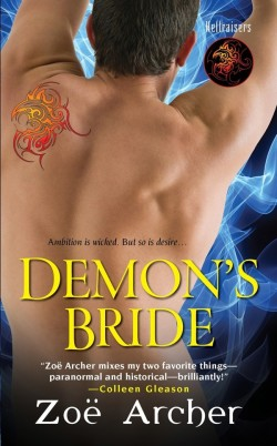 Review + Giveaway: Demon's Bride by Zoe Archer