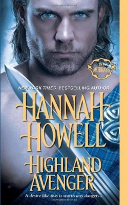 Review: Highland Avenger by Hannah Howell