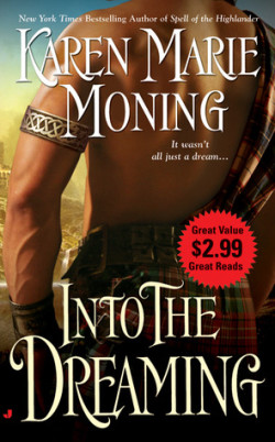 Review: Into the Dreaming by Karen Marie Moning