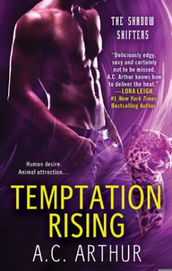 Review: Temptation Rising by A.C. Arthur