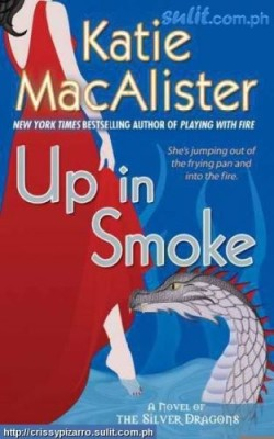 Review: Up in Smoke by Katie MacAlister