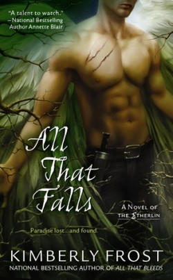 ARC Review: All That Falls by Kimberly Frost