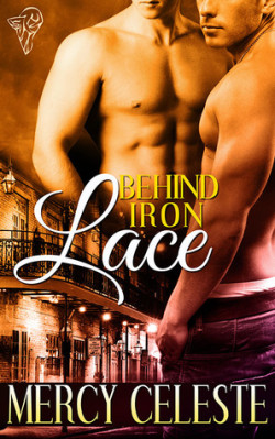 Review: Behind Iron Lace by Mercy Celeste