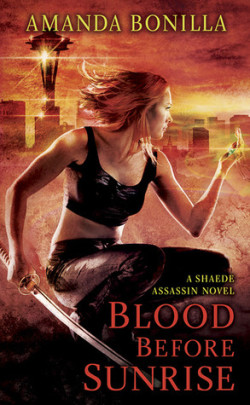 ARC Review: Blood Before Sunrise by Amanda Bonilla