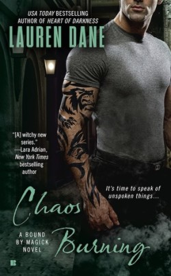 ARC Review: Chaos Burning by Lauren Dane