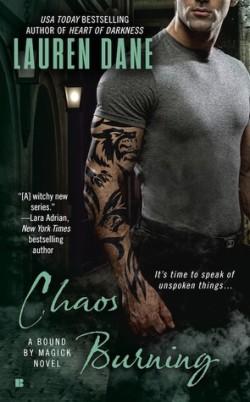 ARC Review: Chaos Burning by Lauren Dane