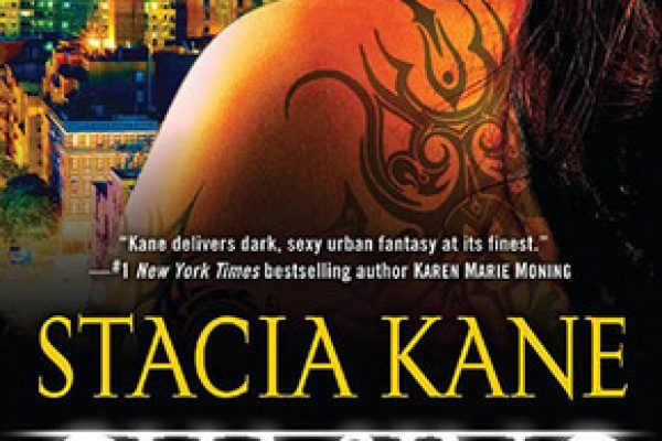 ARC Review: Chasing Magic by Stacia Kane