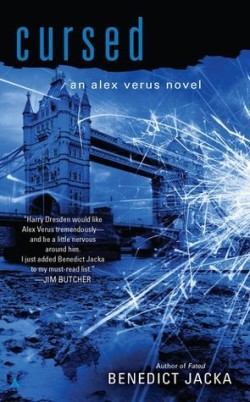 ARC Review: Cursed by Benedict Jacka