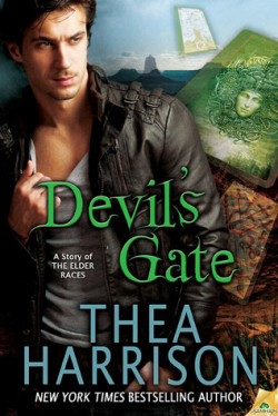 ARC Review: Devil's Gate by Thea Harrison