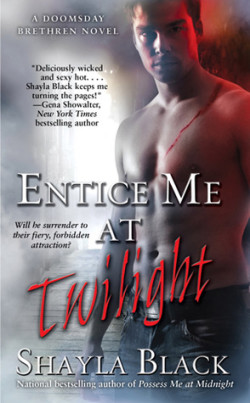 Review: Entice Me at Twilight by Shayla Black