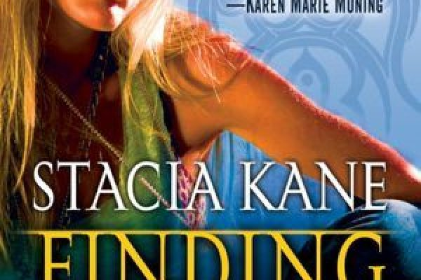 Review: Finding Magic by Stacia Kane